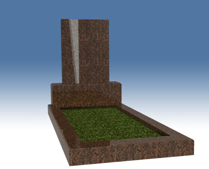 Grabmal aus Vanga
