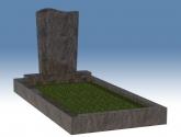 3D-Design Grabmal