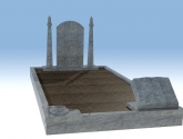 Muslimischegrabmal